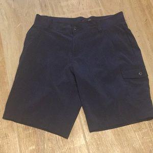 Lee Rider shorts size 10 like new.  Navy 5 pockets